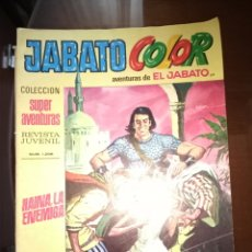 Tebeos: JABATO COLOR 1298. Lote 194178505