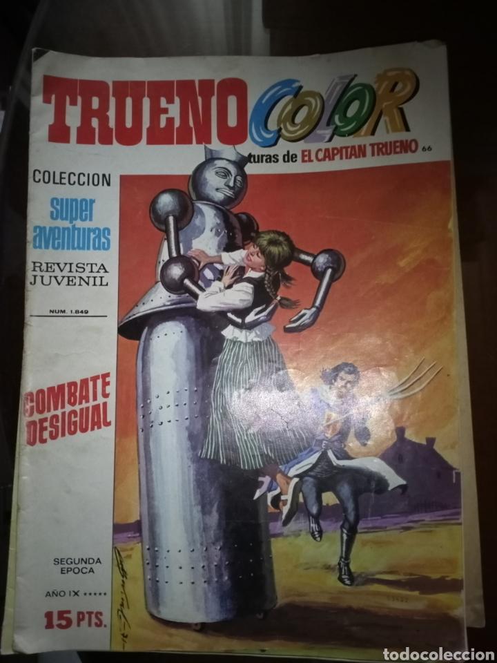 TRUENO COLOR 1849 (Tebeos y Comics - Bruguera - Capitán Trueno)