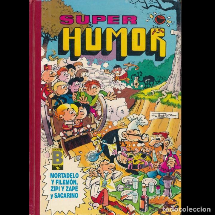 SUPER HUMOR 29. B. MORTADELO. SACARINO. ZIPI Y ZAPE.SIR TIM. LA PANDA. OFERTA 2X1 (Tebeos y Comics - Bruguera - Super Humor)
