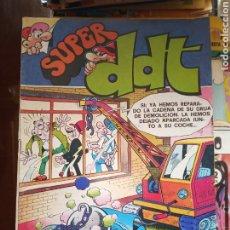 Tebeos: SUPER DDT 62. Lote 194192826