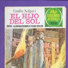 Tebeos: JOYAS LITERARIAS JUVENILES NUMERO 83 EL HIJO DEL SOL. Lote 194193413