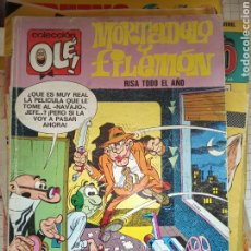 Tebeos: MORTADELO Y FILEMÓN 93. Lote 194193665