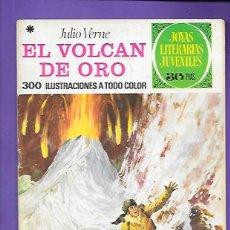 Tebeos: JOYAS LITERARIAS JUVENILES NUMERO 79 EL VOLCAN DE ORO. Lote 194198347
