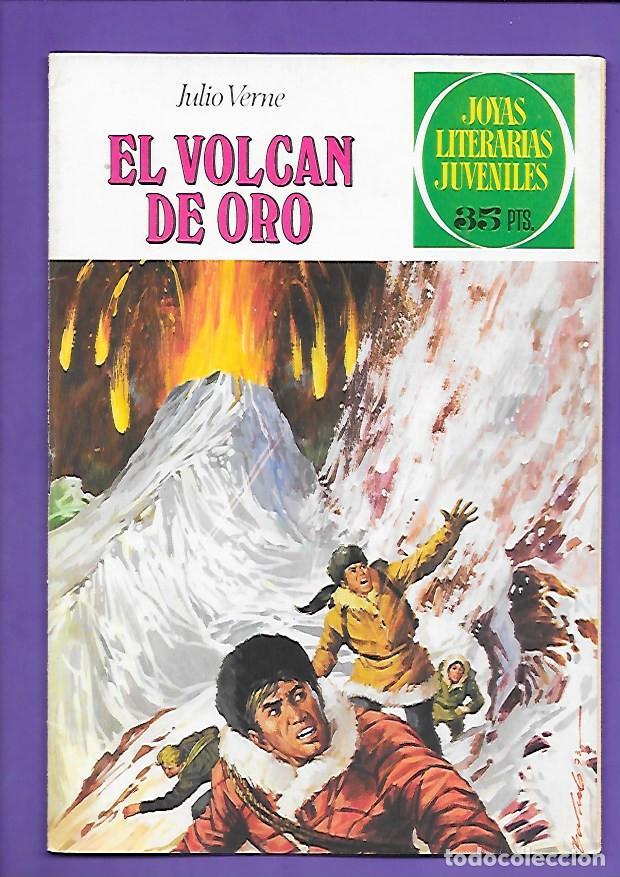 JOYAS LITERARIAS JUVENILES NUMERO 79 EL VOLCAN DE ORO (Tebeos y Comics - Bruguera - Joyas Literarias)