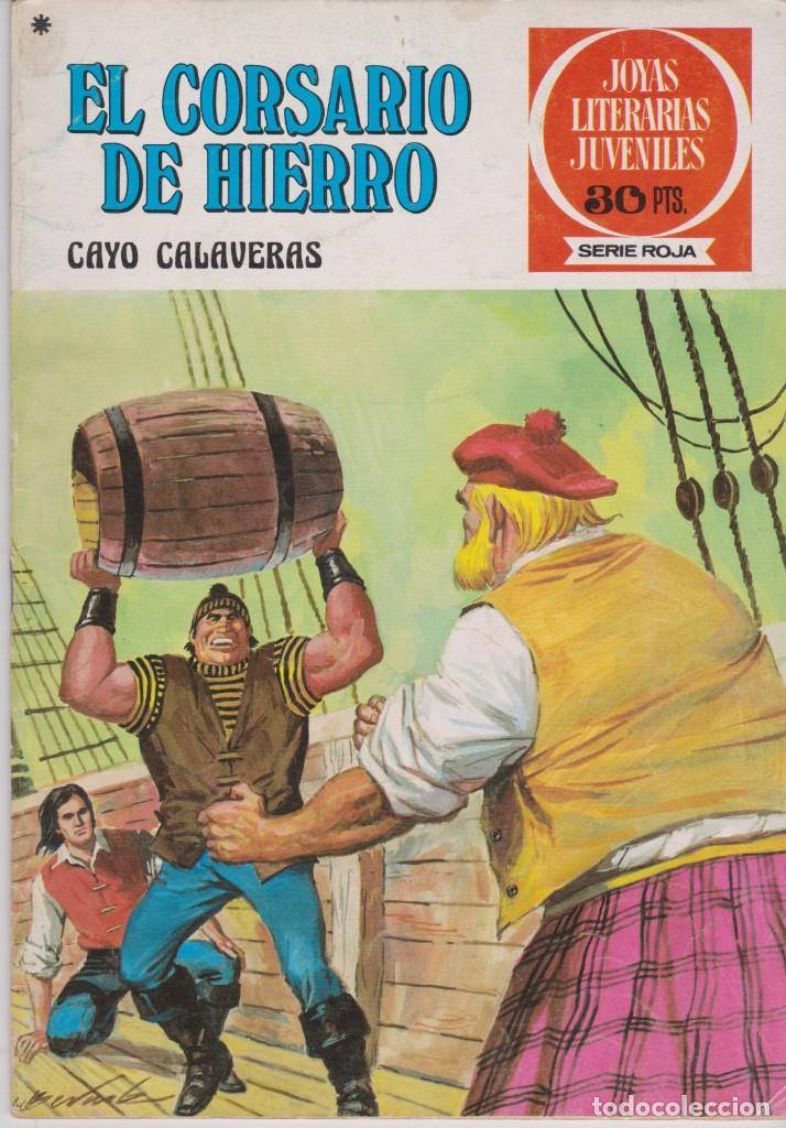 EL CORSARIO DE HIERRO -- Nº 33 CAYO CALAVERAS (Tebeos y Comics - Bruguera - Corsario de Hierro)