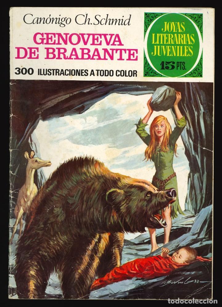 JOYAS LITERARIAS JUVENILES - BRUGUERA / NÚMERO 100 (1ª EDICIÓN) (Tebeos y Comics - Bruguera - Joyas Literarias)