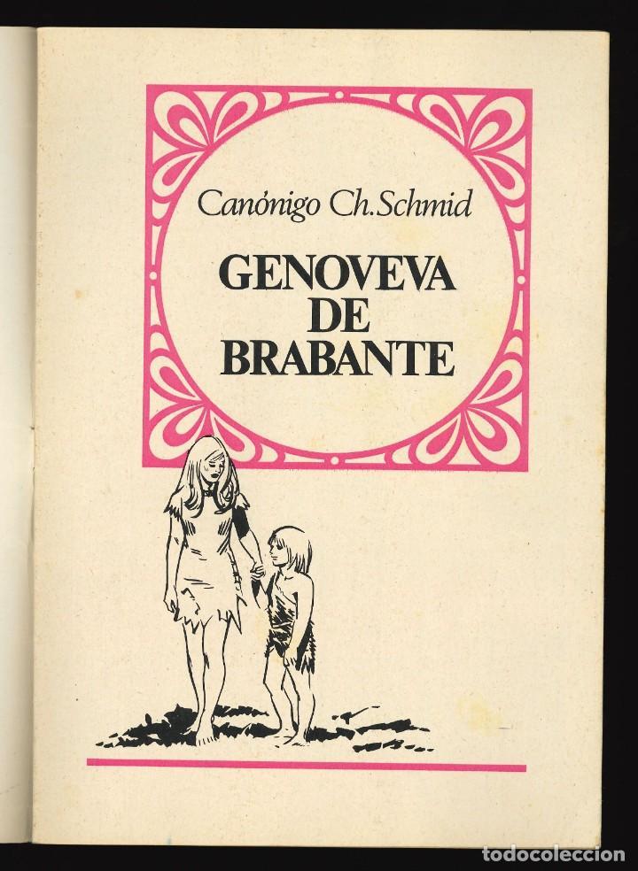 Tebeos: JOYAS LITERARIAS JUVENILES - BRUGUERA / NÚMERO 100 (1ª EDICIÓN) - Foto 3 - 194212555
