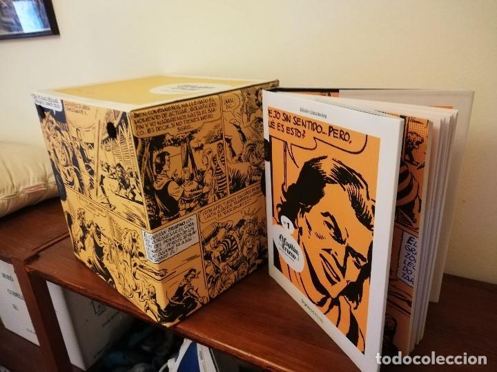 Tebeos: colección coleccionista de SIGNO EDITORIAL, de 10 tomos encuadernados a estrenar - Foto 2 - 194216628