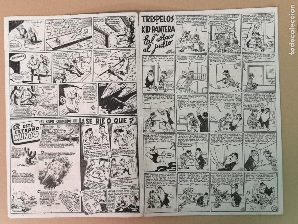 Tebeos: EL CAMPEÓN EDT. BRUGUERA N°19 - Foto 2 - 194230440
