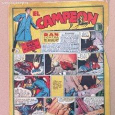 Tebeos: EL CAMPEÓN EDT. BRUGUERA N°12. Lote 194231827