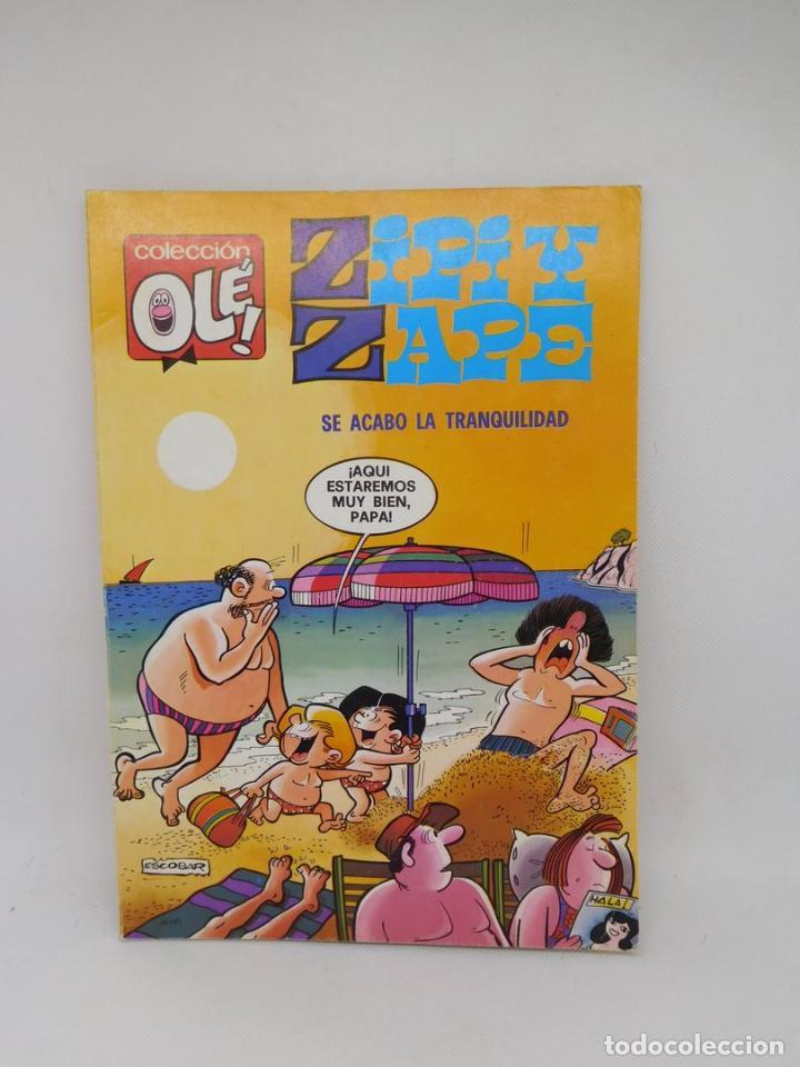 TEBEO OLE ZIPI Y ZAPE Nº 136. 2ª EDICIÓN. BRUGUERA. (Tebeos y Comics - Bruguera - Ole)