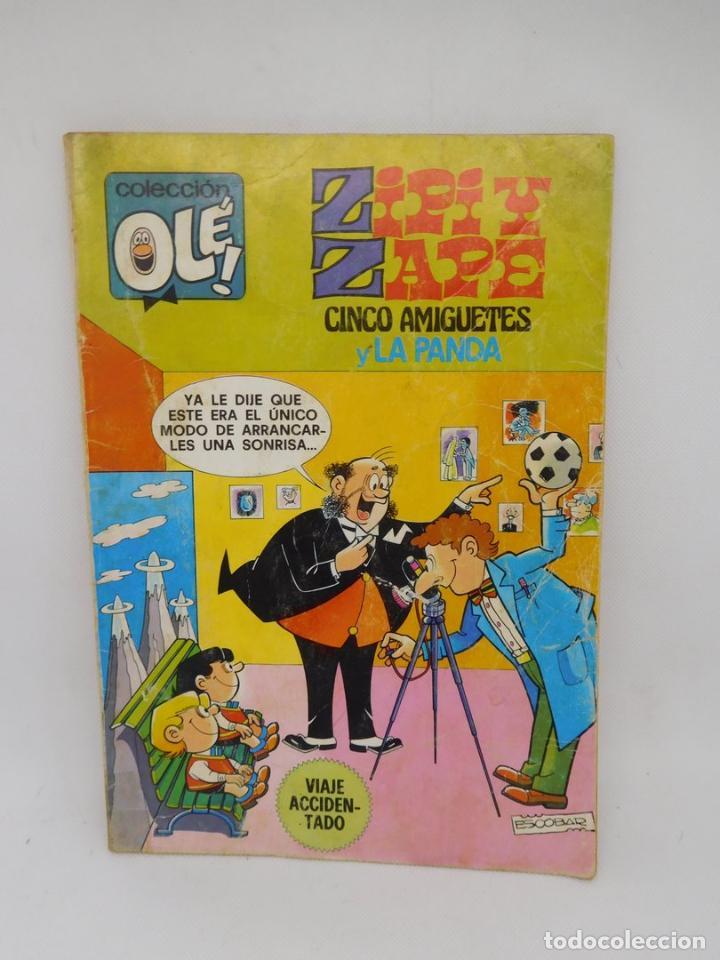 TEBEO OLE ZIPI Y ZAPE Nº 176. 1ª EDICIÓN. BRUGUERA. (Tebeos y Comics - Bruguera - Ole)