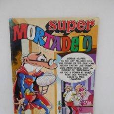 Tebeos: TEBEO SUPER MORTADELO Nº 89. BRUGUERA. Lote 194234741