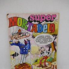 Tebeos: TEBEO SUPER MORTADELO Nº 57. BRUGUERA. Lote 194235077