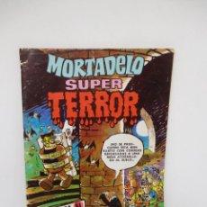 Tebeos: MORTADELO SUPER TERROR NUMERO 3 . Lote 194236442