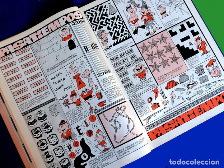 Tebeos: TIO VIVO, ALMANAQUE PARA 1977 - Nº 18 - EDITORIAL BRUGUERA, ORIGINAL - MUY BUEN ESTADO - Foto 5 - 194237323