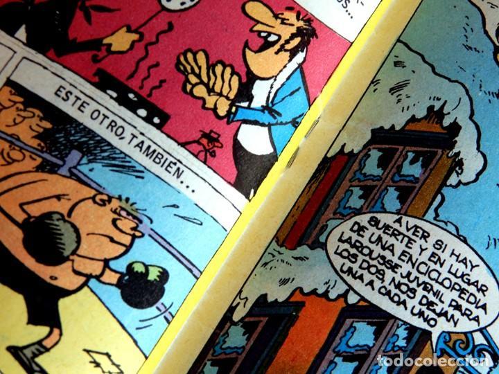 Tebeos: TIO VIVO, ALMANAQUE PARA 1977 - Nº 18 - EDITORIAL BRUGUERA, ORIGINAL - MUY BUEN ESTADO - Foto 8 - 194237323