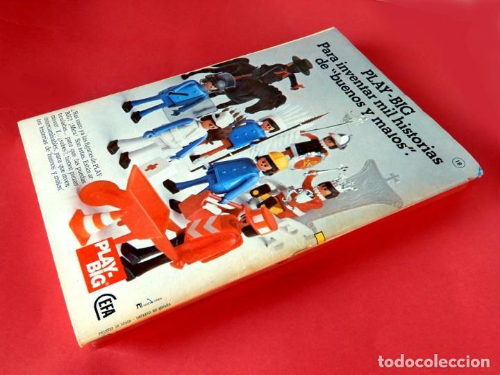 Tebeos: TIO VIVO, ALMANAQUE PARA 1977 - Nº 18 - EDITORIAL BRUGUERA, ORIGINAL - MUY BUEN ESTADO - Foto 9 - 194237323