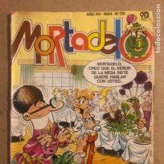 Tebeos: MORTADELO N° 174 (EDITORIAL BRUGUERA 1984).. Lote 194248326