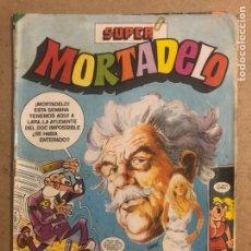 Tebeos: SUPER MORTADELO N° 157 (EDITORIAL BRUGUERA 1983).. Lote 194248435