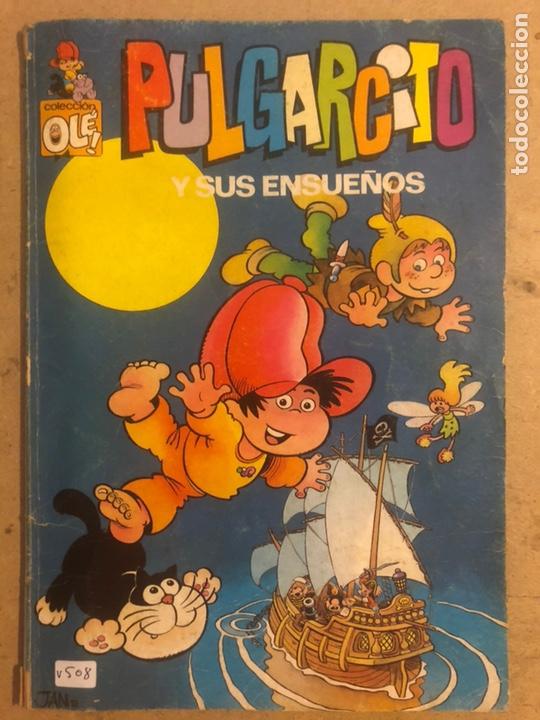PULGARCITO Y SUS ENSUEÑOS N° 4 (EDITORIAL BRUGUERA 1982). (Tebeos y Comics - Bruguera - Pulgarcito)