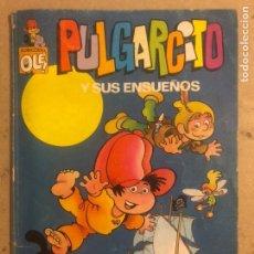 Tebeos: PULGARCITO Y SUS ENSUEÑOS N° 4 (EDITORIAL BRUGUERA 1982).. Lote 194248818