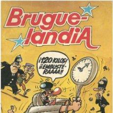 Tebeos: BRUGUELANDIA. Nº 6. BRUGUERA 1982. C-17. Lote 194290548