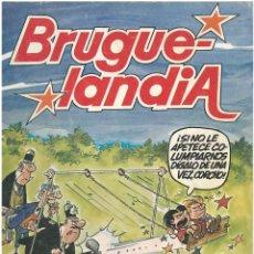Tebeos: BRUGUELANDIA. Nº 8. BRUGUERA 1982. C-17. Lote 194290605
