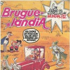 Tebeos: BRUGUELANDIA. Nº 10. BRUGUERA 1982. C-17. Lote 194290668