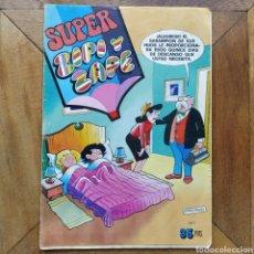 Tebeos: SUPER ZIPI Y ZAPE 62 BRUGUERA. Lote 194301210