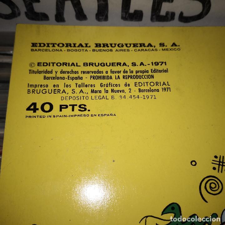 Tebeos: OLÉ Nº 28 MORTADELO Y FILEMON. BRUGUERA Nº LOMO 1ª PRIMERA EDICIÓN,como nuevo - Foto 3 - 194324595