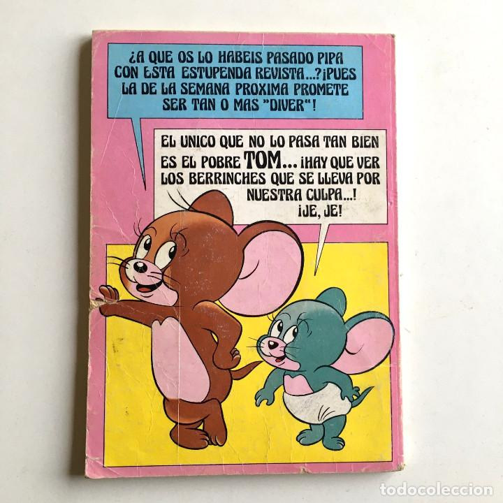 Tebeos: Revista de cómics PULGARCITO, año I, nº 18, editorial Bruguera 1981 - Foto 11 - 194345370