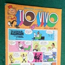 Tebeos: LC 198 - TIO VIVO Nº 841 - BRUGUERA - PERFECTO DE TODO. Lote 194357775