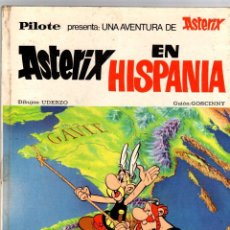 Tebeos: ASTERIX EN HISPANIA. EDITORIAL BRUGUERA, 1970. Lote 194388197