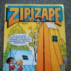 Tebeos: ZIPI ZAPE -- Nº 1 -- EDICIONES B 1987 --. Lote 194392507
