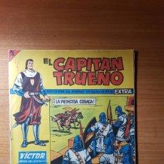 Tebeos: EL CAPITAN TRUENO EXTRA Nº 333 EDITORIAL BRUGUERA ORIGINAL. Lote 194403410