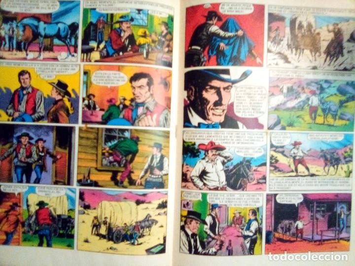 Tebeos: EL SHERIFF KING-GRANDES AVENTURAS JUVENILES- Nº 38 -EL CASO DEL CADÁVER ASESINADO-1973-DIFíCIL-3807 - Foto 3 - 219387107