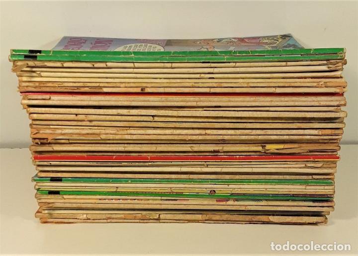 Tebeos: COLECCIÓN OLÉ. MORTADELO Y FILEMÓN. 40 EJEMP. EDIC. BRUGERA. BARCELONA. 1980/1991. - Foto 10 - 169906724