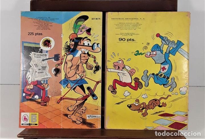 Tebeos: COLECCIÓN OLÉ. MORTADELO Y FILEMÓN. 40 EJEMP. EDIC. BRUGERA. BARCELONA. 1980/1991. - Foto 11 - 169906724