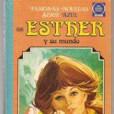 Tebeos: FAMOSAS NOVELAS SERIE AZUL. Nº 3. ESTHER Y SU MUNDO. 4ª EDC. REVISADA. BRUGUERA 1985. (ST/MG/BL3). Lote 194518415