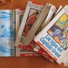 Tebeos: GRANDES AVENTURAS. Lote 194520121