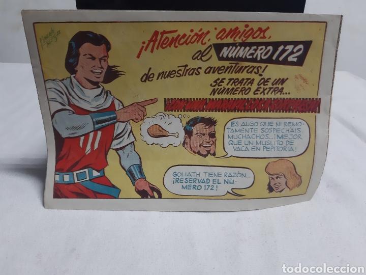Tebeos: El Capitán Trueno super aventuras número 243 año 1959 editorial Bruguera - Foto 2 - 194522735