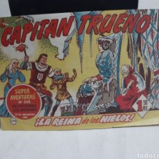 Tebeos: EL CAPITÁN TRUENO SUPER AVENTURAS NÚMERO 243 AÑO 1959 EDITORIAL BRUGUERA. Lote 194522735