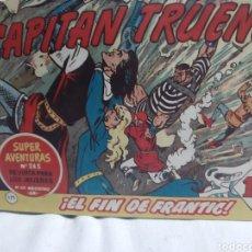 Tebeos: EL CAPITÁN TRUENO SUPER AVENTURAS NÚMERO 245 AÑO 1959 EDICIONES BRUGUERA. Lote 194523105