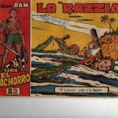 Tebeos: EL CACHORRO Nº 144 ORIGINAL. Lote 194523860