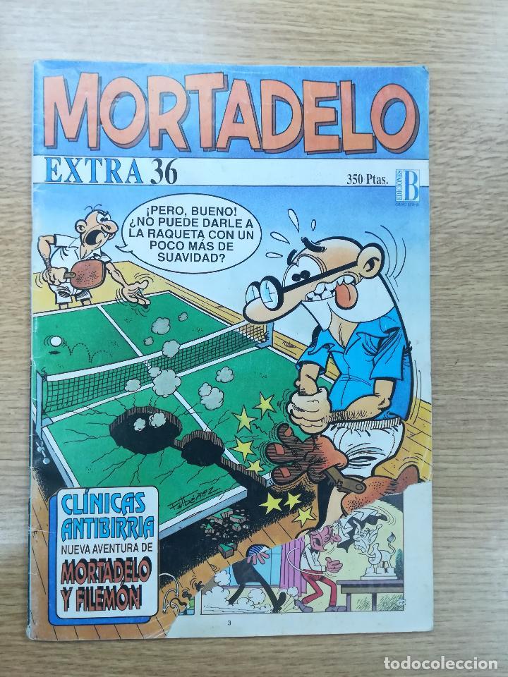 MORTADELO EXTRA #36 (Tebeos y Comics - Bruguera - Mortadelo)