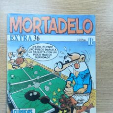 Tebeos: MORTADELO EXTRA #36. Lote 194525537