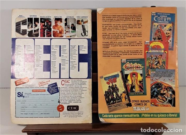 Tebeos: EL CAPITÁN TRUENO. 68 EJEMPLARES. EDIC. B. BARCELONA. 1987/1988. - Foto 4 - 163344450