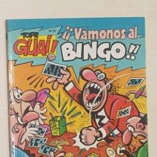 Tebeos: VAZQUEZ ¡VAMONOS AL BINGO!. Lote 194570396