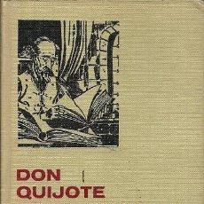 Tebeos: SERIE CLASICOS JUVENILES 12 DON QUIJOTE DE LA MANCHA MIGUEL DE CERVANTES 8ª EDICION 1975 EDITORIAL B. Lote 194570848